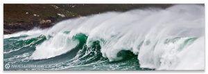 Comprar fotografía de Galicia Mar de Muxía Tormenta Costa Temporal Decoración naturaleza