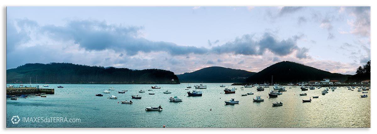Ría de Cedeira, Comprar fotografía de Galicia Ría de Cedeira Paisaxe Decoración natureza