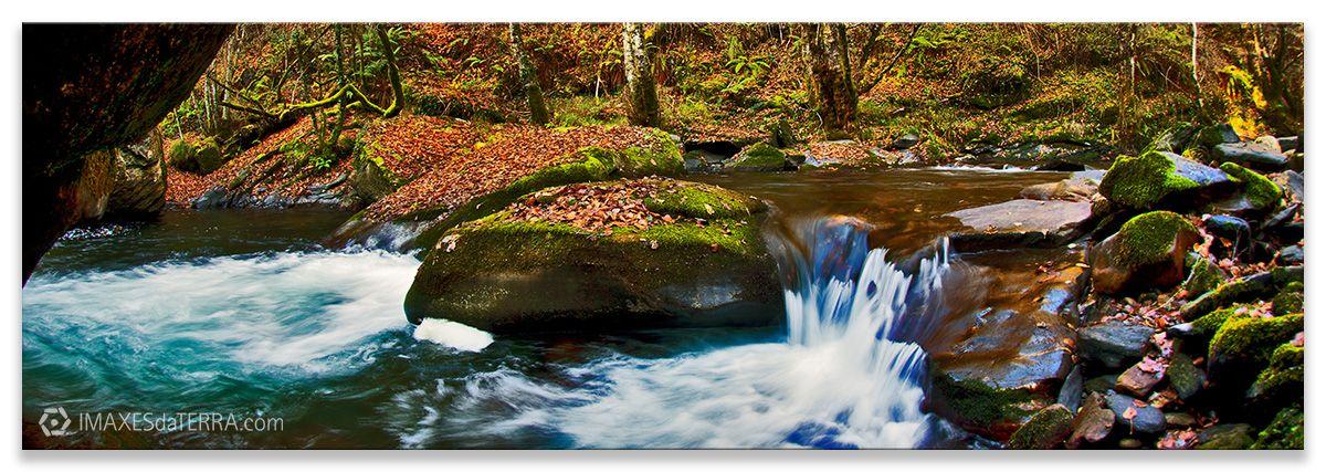 Auga Sierra  do  Caurel, Comprar fotografía Galicia Sierra do  Caurel Natureza Galega Decoración Paisaxes