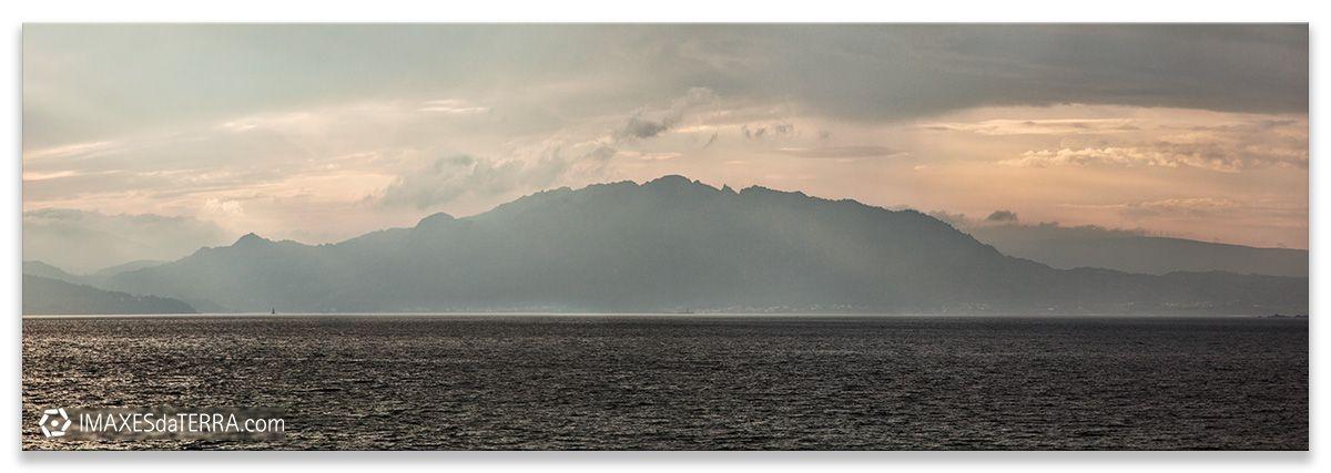 Olimpo Celta, Comprar fotografía  de Galicia Monte Pindo Olimpo Celta Ría de Corcubión Decoración Natureza Paisaxe