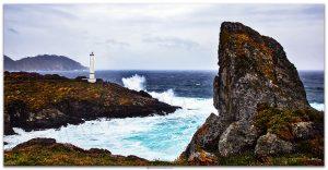 Faro de Cabo Home Galicia