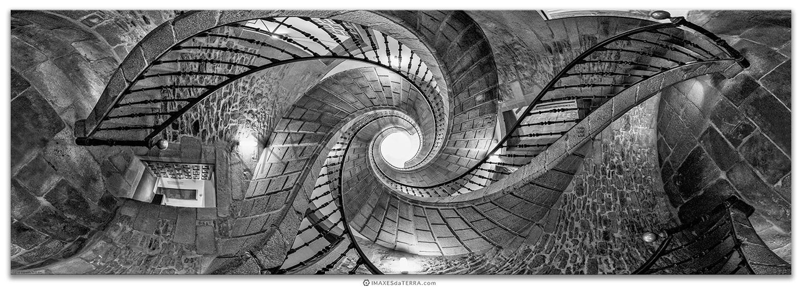 Escaleira do Pobo Galego